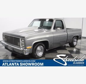 1977 Chevrolet C/K Truck Silverado for sale 101428345